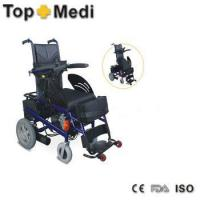 Buy cheap Electric Power Wheelchair for Disabled/motor for wheelchair from wholesalers