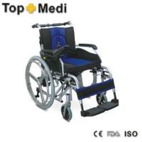 Buy cheap Manual automatic eletric wheelchair from wholesalers