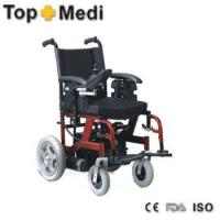 Buy cheap Mobility Travel Electric Wheelchair from wholesalers