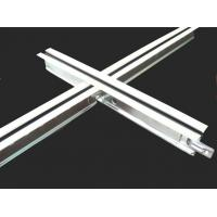Buy cheap Ceiling Suspension Grid Normal Groove Black(strip)T-grids-NGBT product