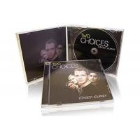 Buy cheap CD Packaging CD in jewel cases product