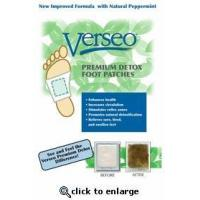 Verseo Detox Foot Pads - 30ct.