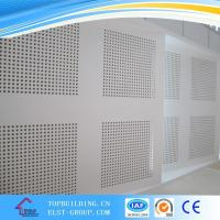 Buy cheap Perforated Gypsum Board product