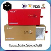 Buy cheap Wholesaler Customized Packaging Drawer tea box product