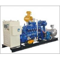 Buy cheap CE approved Biogas generator set 60kW with CHP product