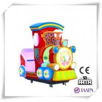 Buy cheap argo express Coin operated kiddie rides game machine product