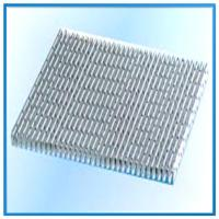 China Perforated aluminum fins wholesale