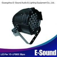 Buy cheap NEW 36* 3 w/high power LED lights/stage wedding mixed color lights product