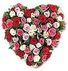 Buy cheap Flowers Heart Shaped Arrangement 1 from wholesalers