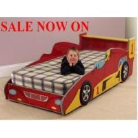 Buy cheap Racing Car Bed product