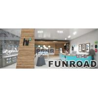 Electronics Display Products LED lighted mobile phone and accessory retail store designs