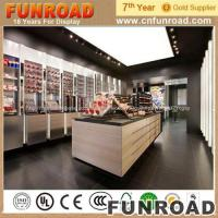 Buy cheap Shoppping Mall Store Furniture Cosmetic Wall Fixture product