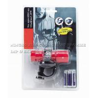 China Electronics bicycle torch with holder wholesale