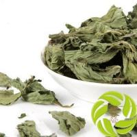 Buy cheap Organic Chinese herb adjust high blood pressure high blood fat herbal tea air dry mint leaf product