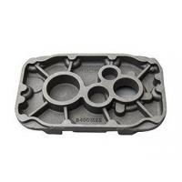 China ductile iron casting with CNC on sale