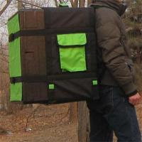 Buy cheap Insulated pizza delivery box with backpack product