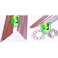 High silver content brazing rod