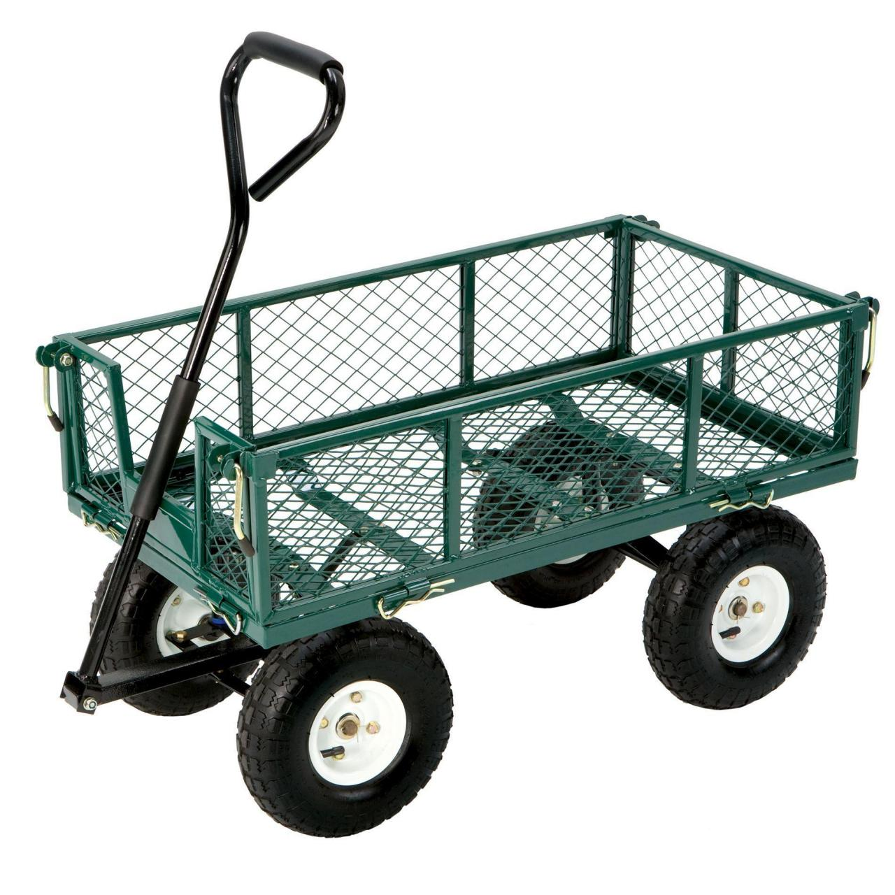 China Garden Cart Hot sale manufacture suppliers TC1851 Garden cart on sale