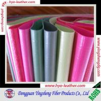 Buy cheap new bag leather fabric from wholesalers