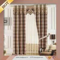 Buy cheap Modern Home Decor Designs Curtain from wholesalers