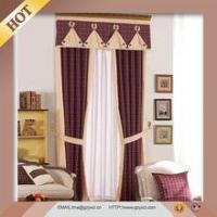 Buy cheap Top Quality Ready Made Macrame Embroidery Curtain from wholesalers