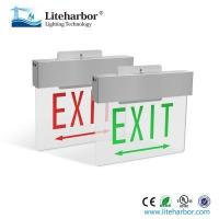Buy cheap emergency exit light exit light battery backup product