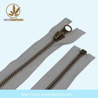 Buy cheap PRODUCTS Metal Zipper product