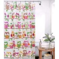 Buy cheap New style cartoon peva shower curtain with hook 180*180cm product