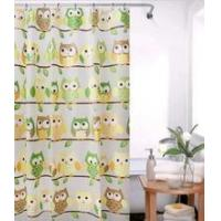 Buy cheap New style owl peva shower curtain with hook 180*180cm product