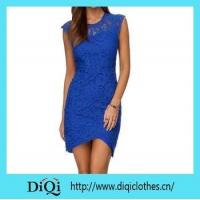 Buy cheap knitting Dress Ladies evening dress sexy lace dresses 2015 product