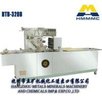 Transparent film(three-dimensional) Packaging Machine