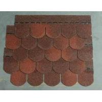 Buy cheap Fish Scale Bitumen Shingle for Mobile House / Living Conditions product
