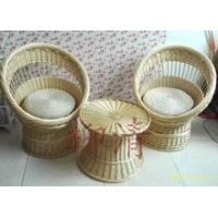 Buy cheap Wicker Furniture Natural material wicker safa product