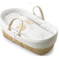 Buy cheap Wicker Baby Baskets Baby wicker moses basket with fabric baby carriers product
