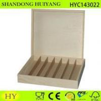 Buy cheap Cultery Tableware Sets of Wood Box, cultery box product