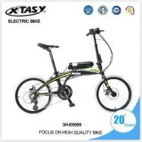 Buy cheap XTASY Chinese MINI folding electric bike product