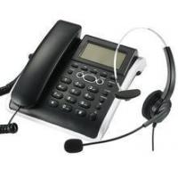 Buy cheap Basic analog speakerphone telephone product