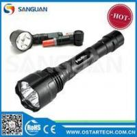 Buy cheap China Market CREE Flashlight Red/Green/White LED SG-TR500 from wholesalers