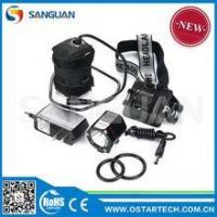 Buy cheap SanGuan Rechargeable 1000 Lumens Cree Led Bike Front Light from wholesalers