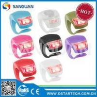 Buy cheap China Market Silicone Electric Bike LED Lammp Light Price SG-F01 from wholesalers
