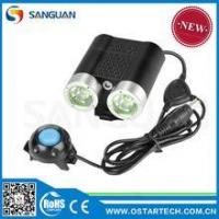 Buy cheap Cree U2 Independent Switch Bicycle Lamp Led Light Battery Operated from wholesalers