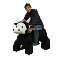 Buy cheap big size plush animal ox product