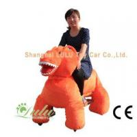 Buy cheap dinosaur walking animals car product