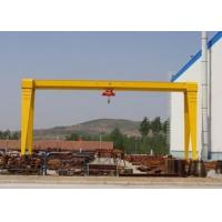 Buy cheap Cranes Single Girder Gantry Cranes product