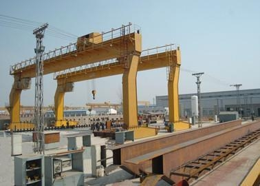 Quality Cranes Boat Lifting Gantry Crane for sale
