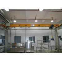 Buy cheap Cranes Single Girder Overhead Cranes product