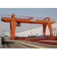 Buy cheap Cranes Overhead Gantry Crane product