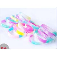 Buy cheap P027 2015 fashion cheap custom silicone bracelet silicone wrist band product