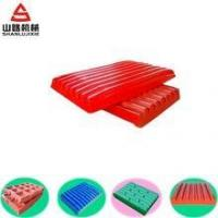 Buy cheap Jaw Crusher Parts high manganese rock crusher jaw plates product