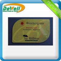 Buy cheap Anti Radiation Bio Energy Card Manufacturer product